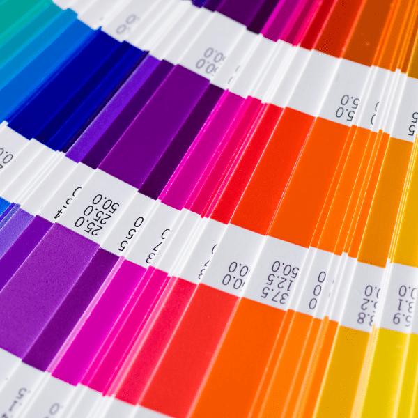 """Featured image for """"De psychologie van het gebruik van kleuren in marketing"""""""