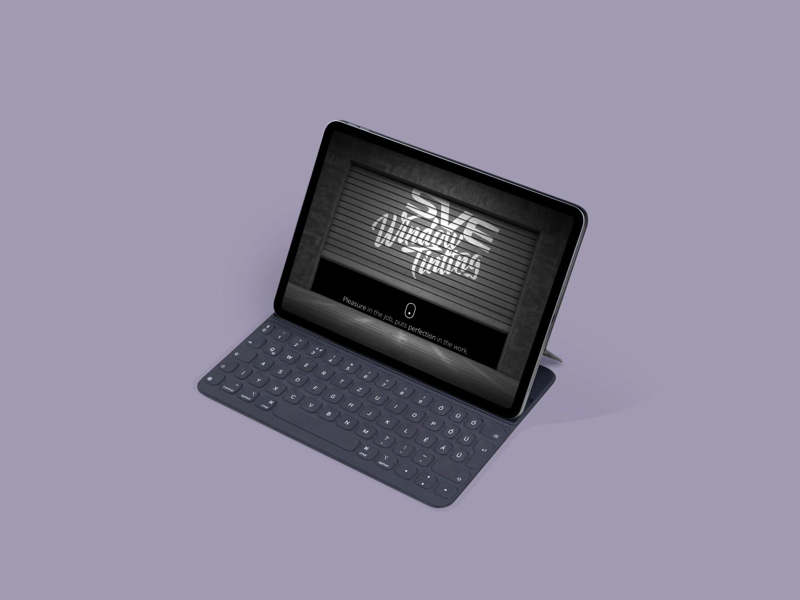 """Featured image for """"Website voor SVE Window Tinting"""""""